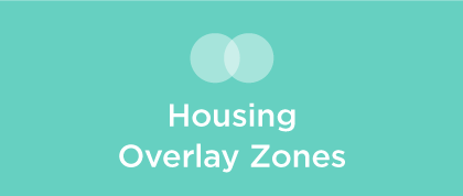 housing overlay zones