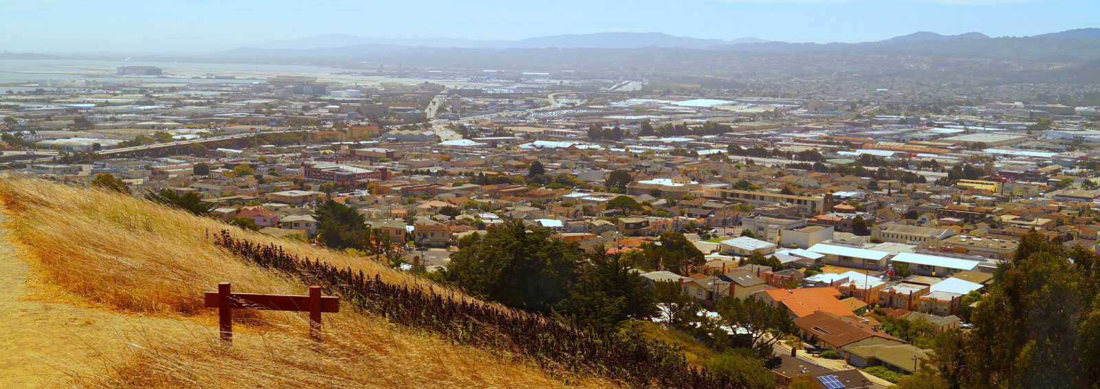 home header, South San Francisco photo