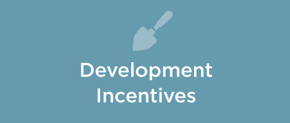 development incentives