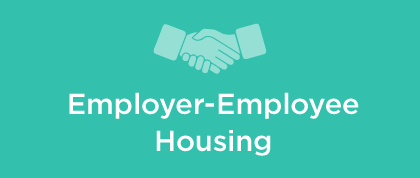 employer-employee housing